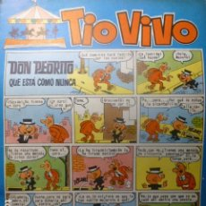 Tebeos: TIO VIVO Nº 239. Lote 263632310