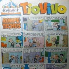 Tebeos: TIO VIVO Nº 184. Lote 263632595