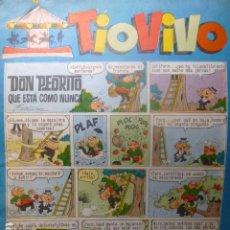 Tebeos: TIO VIVO Nº 189. Lote 263632660