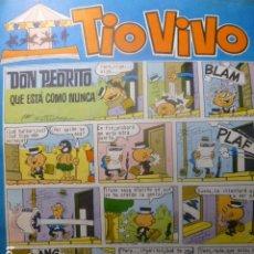 Tebeos: TIO VIVO Nº 251. Lote 263632685