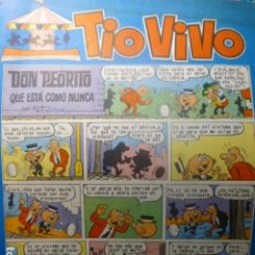 Tebeos: TIO VIVO Nº 250. Lote 263632945