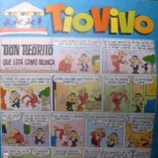 Tebeos: TIO VIVO Nº 190. Lote 263632965