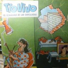 Tebeos: TIO VIVO Nº 155. Lote 263633110
