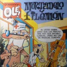 Tebeos: COMIC MORTADELO Y FILEMON LA CONQUISTA DE LA TIERRA 1ª EDICION 1991. Lote 263636330