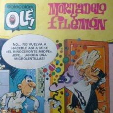 Tebeos: COMIC MORTADELO Y FILEMON NO GANAN PARA PUPAS 1ª EDICIÓN 1981. Lote 263636910