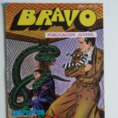 Tebeos: BRAVO ~ EL INSPECTOR DAN Nº36 ~ BRUGUERA. Lote 263688025