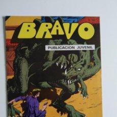 Tebeos: BRAVO ~ EL INSPECTOR DAN Nº28 ~ BRUGUERA. Lote 263689125