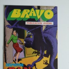 Tebeos: BRAVO ~ EL INSPECTOR DAN Nº29 ~ BRUGUERA. Lote 263689255