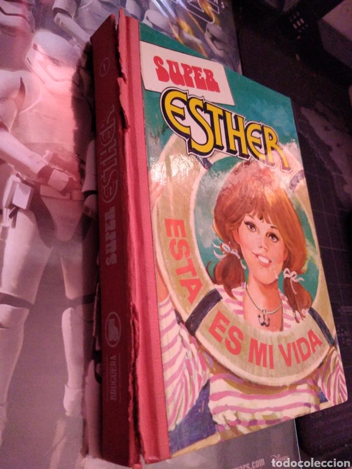 Tebeos: Súper Esther esta es mi vida año 1982 - Foto 2 - 264142848