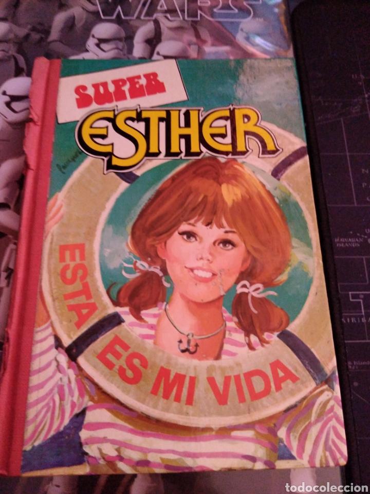 SÚPER ESTHER ESTA ES MI VIDA AÑO 1982 (Tebeos y Comics - Bruguera - Esther)
