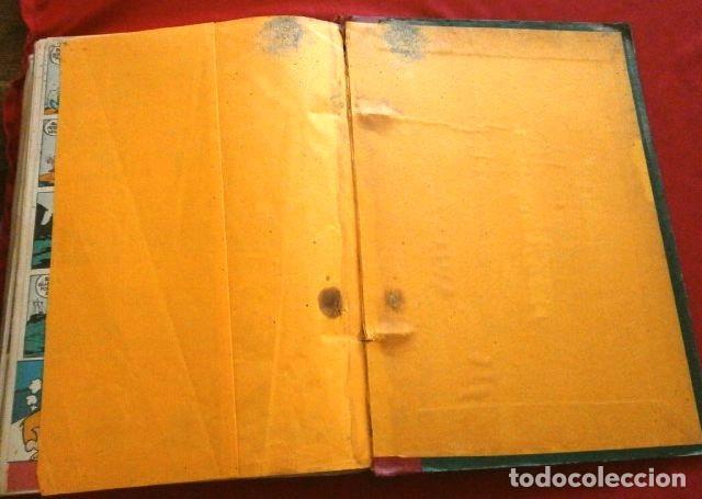 Tebeos: TELE COLOR Original (años 60) 32 TEBEOS ENCUADERNADOS en un Tomo - Entre el Nº 6 y 52 - Bruguera - Foto 14 - 264197568