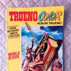 Tebeos: CAPITÁN TRUENO TRUENO COLOR EXTRA Nº 9 ALBUM AMARILLO 1ª ÉPOCA BRUGUERA. Lote 264225104
