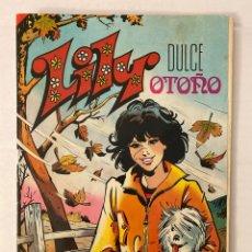 BDs: LILY EXTRA DULCE OTOÑO 1982 MUY RARO- BRUGUERA - EN BUEN ESTADO CON PÒSTER. Lote 264266140