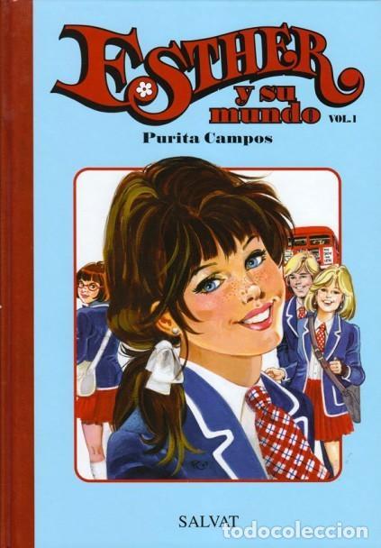 ESTHER Y SU MUNDO - Nº 1, 2 - PURITA CAMPOS . EDITORIAL SALVAT, 2010. (Tebeos y Comics - Bruguera - Esther)