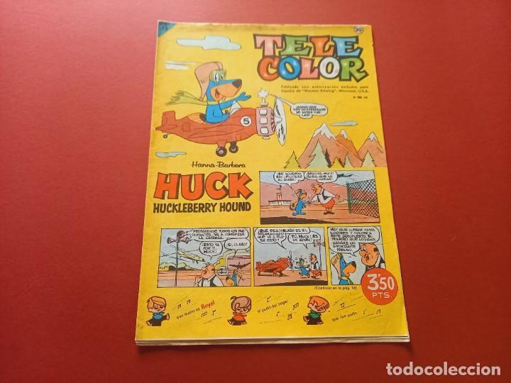 TELE COLOR Nº 30 - BRUGUERA (Tebeos y Comics - Bruguera - Tele Color)