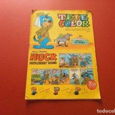 Livros de Banda Desenhada: TELE COLOR Nº 37 - BRUGUERA. Lote 264320944