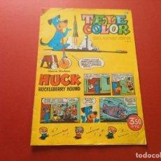 Livros de Banda Desenhada: TELE COLOR Nº 38 - BRUGUERA. Lote 264320996