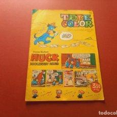Livros de Banda Desenhada: TELE COLOR Nº 39 - BRUGUERA. Lote 264321048