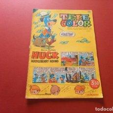 Livros de Banda Desenhada: TELE COLOR Nº 42 - BRUGUERA. Lote 264321200