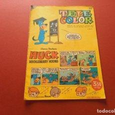 Livros de Banda Desenhada: TELE COLOR Nº 44 - BRUGUERA. Lote 264321364