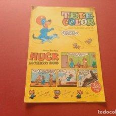Livros de Banda Desenhada: TELE COLOR Nº 45 - BRUGUERA. Lote 264321456