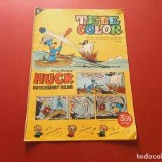 Livros de Banda Desenhada: TELE COLOR Nº 47 - BRUGUERA. Lote 264321648