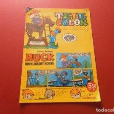 Livros de Banda Desenhada: TELE COLOR Nº 48 - BRUGUERA. Lote 264321728