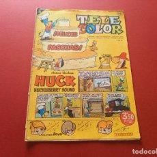 Livros de Banda Desenhada: TELE COLOR Nº 50 - BRUGUERA. Lote 264321884