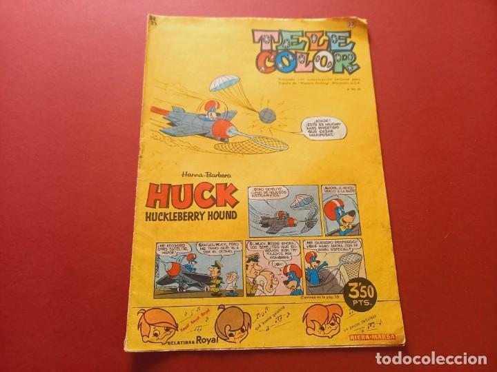 TELE COLOR Nº 52 - BRUGUERA (Tebeos y Comics - Bruguera - Tele Color)