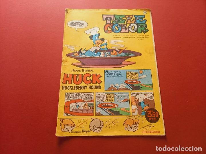 TELE COLOR Nº 58 - BRUGUERA (Tebeos y Comics - Bruguera - Tele Color)