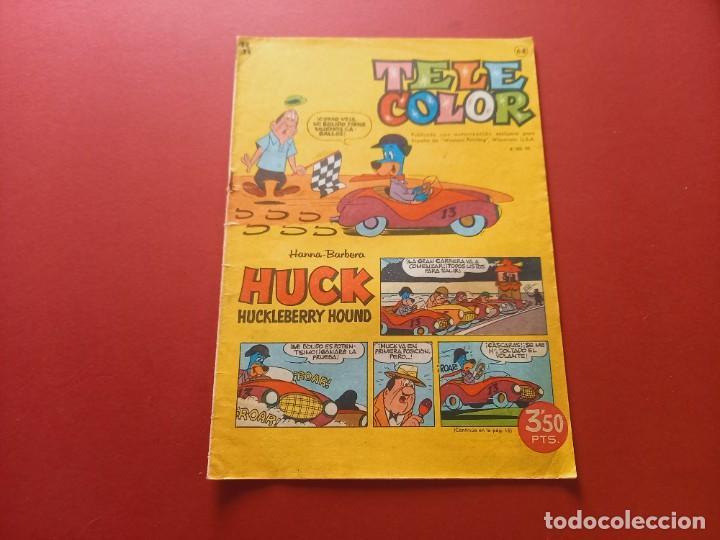 TELE COLOR Nº 68 - BRUGUERA (Tebeos y Comics - Bruguera - Tele Color)