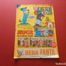 Tebeos: TELE COLOR Nº 83 - BRUGUERA. Lote 264322948