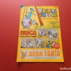 Tebeos: TELE COLOR Nº 91 - BRUGUERA. Lote 264323084