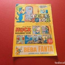 Tebeos: TELE COLOR Nº 95 - BRUGUERA. Lote 264323128