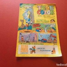 Tebeos: TELE COLOR Nº 136 - BRUGUERA. Lote 264323548