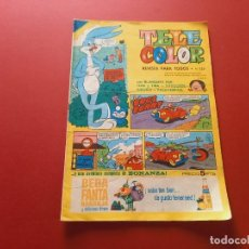 Tebeos: TELE COLOR Nº 137 - BRUGUERA. Lote 264323628