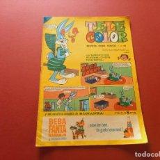 Tebeos: TELE COLOR Nº 141 - BRUGUERA. Lote 264323688