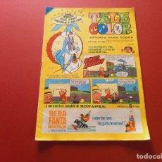 Tebeos: TELE COLOR Nº 145 - BRUGUERA. Lote 264323800