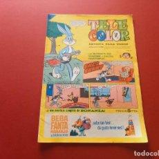 Tebeos: TELE COLOR Nº 146 - BRUGUERA. Lote 264323856