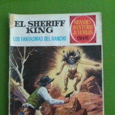 Tebeos: EL SHERIFF KING NÚMERO 10. Lote 265206084