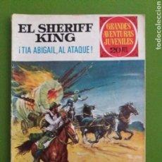 BDs: EL SHERIFF KING. NÚMERO 68. Lote 265207564