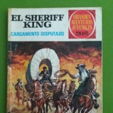 Tebeos: EL SHERIFF KING NÚMERO 8. Lote 265208614