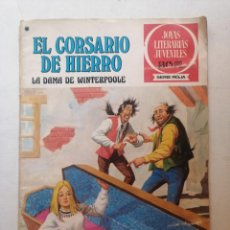 Tebeos: EL CORSARIO DE HIERRO.LA DAMA DE WINTERPOOLE. Nº 43.. Lote 265371784