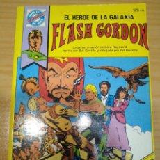 Tebeos: FLASH GORDON POCKET DE ASES Nº 34 BRUGUERA COMO NUEVO. Lote 265406569