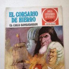 Tebeos: EL CORSARIO DE HIERRO.EL CIRCO BAMBADABUM.Nº 11.. Lote 265527279