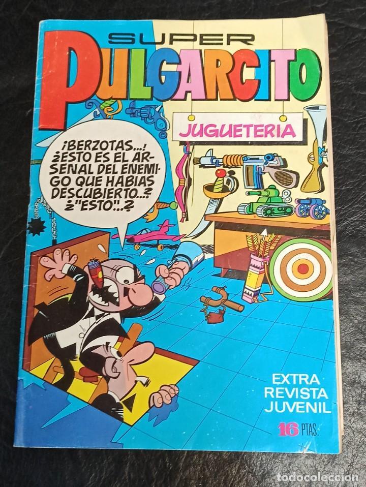SUPER PULGARCITO (Tebeos y Comics - Bruguera - Pulgarcito)
