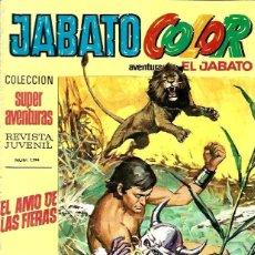 BDs: JABATO COLOR PRIMERA EPOCA Nº 7. Lote 265745754
