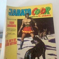 Tebeos: JABATO COLOR AÑO VII Nº 06 EDITORIAL BRUGUERA. Lote 265931138