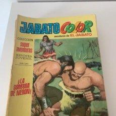 Tebeos: JABATO COLOR AÑO VII Nº 12 EDITORIAL BRUGUERA. Lote 265931693