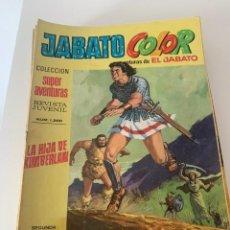 Tebeos: JABATO COLOR AÑO VII Nº 14 EDITORIAL BRUGUERA. Lote 265931813